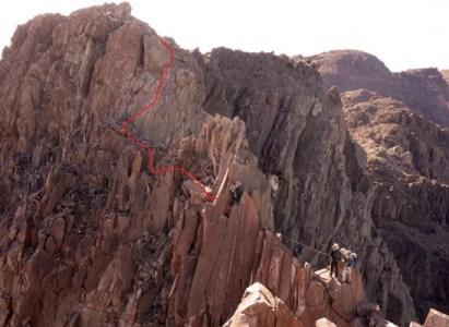 Salida al cerro Caquicito por la travesía del Grat – 16 y 17 de Diciembre