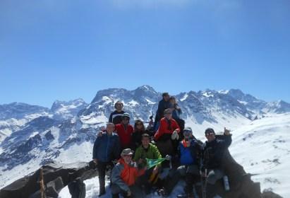 Reunión de planificación de salidas de Trekking y Montaña – 21 de Marzo