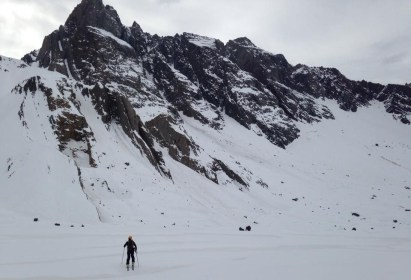 Salida Randonnée Cerro Arenas, 18-19 Agosto