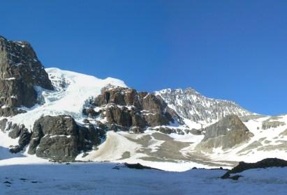 Ascenso cerro La Paloma – 13 a 15 de Octubre