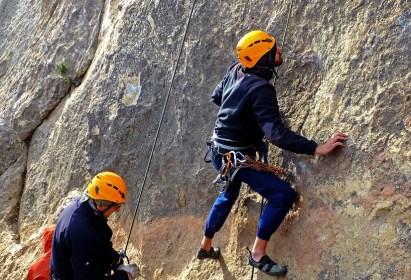 Curso Básico Escalada en Roca – Noviembre del 2018