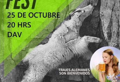 Rocktoberfest – 25 de Octubre