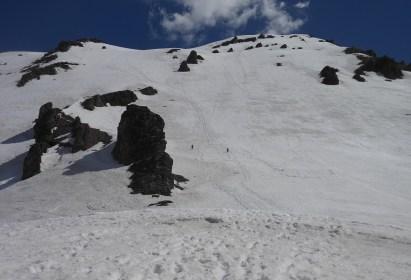 Salida cerro Unión – 6 de Octubre
