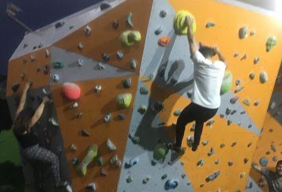Entrenamiento dirigido para escalada