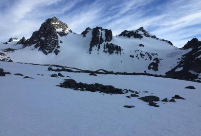 Ascenso Cerro Punta Chile, 15 y 16 de Diciembre