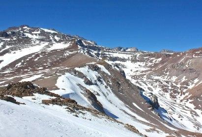 Circuito: Piedras Lunares (4550 msnm) al Cerro La Polvareda (3738 msnm)  – 23 de Febrero