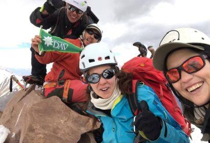 Cerro Los Negros – Posible Primer Ascenso (Noviembre del 2018)