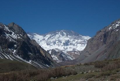 Ascenso Volcán San José, Cajón del Maipo – 30 de enero al 3 de febrero