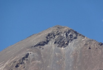 Ascenso cerro Kiñewén – 23 y 24 de Febrero