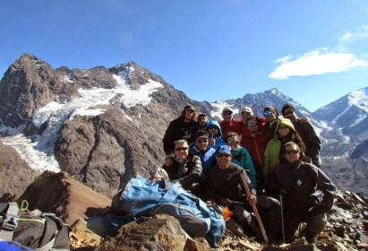 Curso Básico Montaña Abril DAV 2019