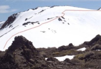 Salida Cerro Pabellones – 19 de Mayo