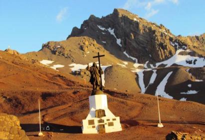 Salida Ski Randonnée Cristo Redentor – 27 de Julio