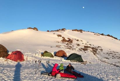 Ascenso Cerro Provincia – 17 y 18 de Agosto