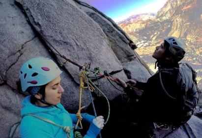 Salida de Maniobras de cuerda y Escalada de Montaña, Quebrada Del Loro – 31 de Agosto y 1° de Septiembre