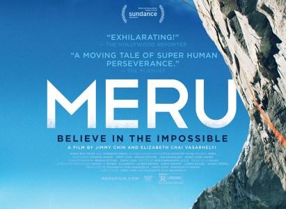Cine de Montaña en el DAV: Meru – 16 de Octubre