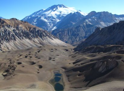 Trekking Laguna Garañino – 25 y 26 de Enero