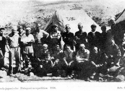 Primer Ascenso del Cerro Arenales – Traducción del Relato de 1959