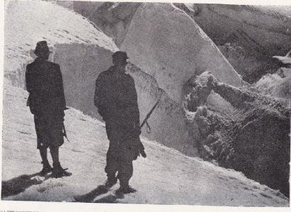 Sierra Velluda – Traducción del relato del primer ascenso en 1940