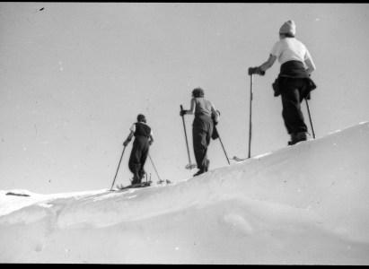 Esquí de Montaña en Chile: Pasado, Presente, Futuro Historia del Esquí en el Club Alemán Andino