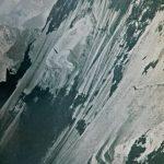 Parte Oeste de la Pared Sur del Aconcagua Foto de H. G. Link