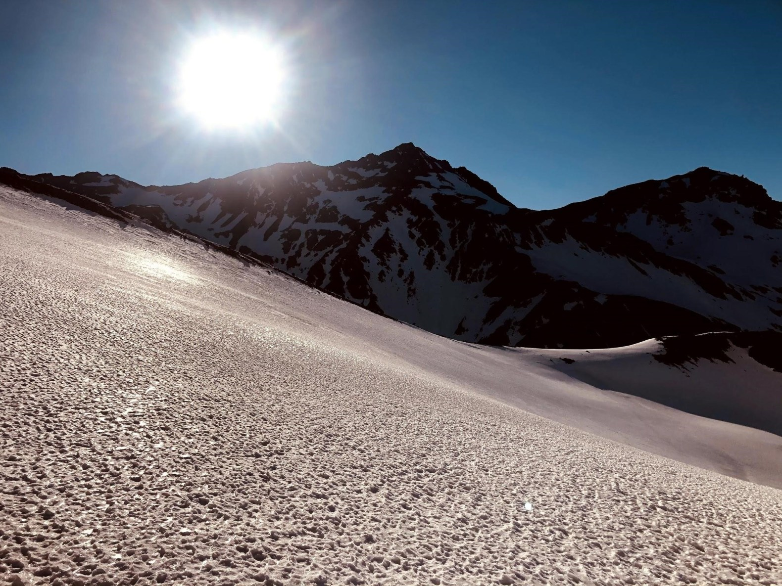 Salida en Ski de Randonnée al Valle de las Damas – Relato de Philippe Boisier