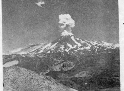 Baños Azules y Volcán Tupungatito – Traducción del relato publicado en 1958
