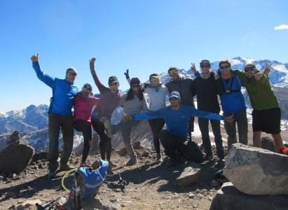 Curso Básico De Montaña – Abril 2021