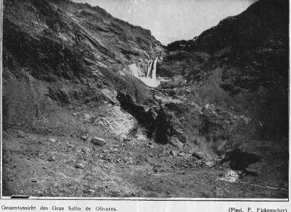 """El """"Gran Salto de Olivares"""" – Traducción del relato de Fickenscher publicado en 1930"""