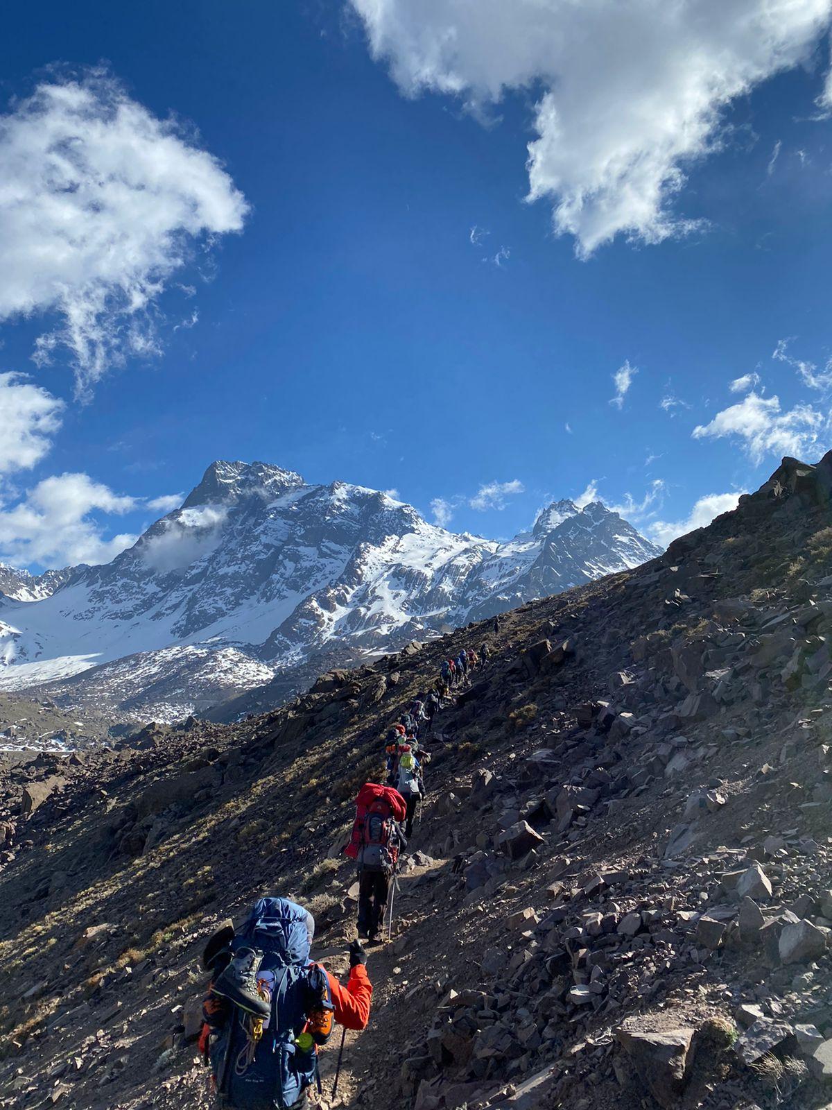 Curso Básico de Montaña – noviembre (modalidad 2 fines de semana)