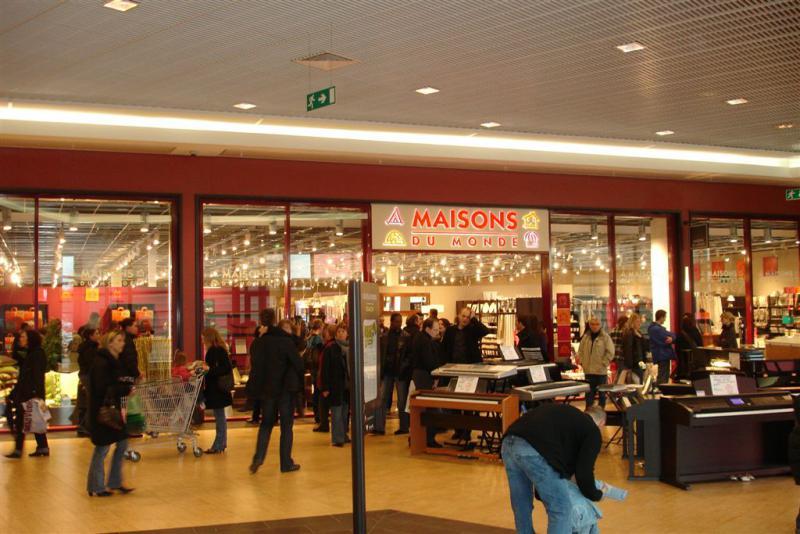 climatisation ventilation magasins