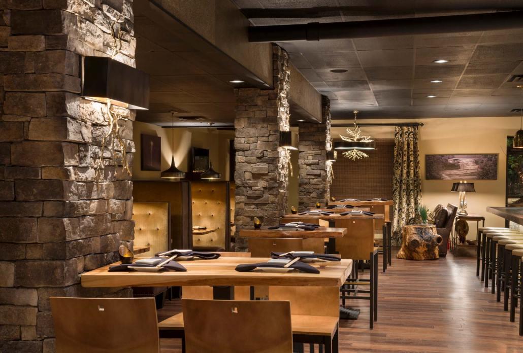 mountain modern interior design