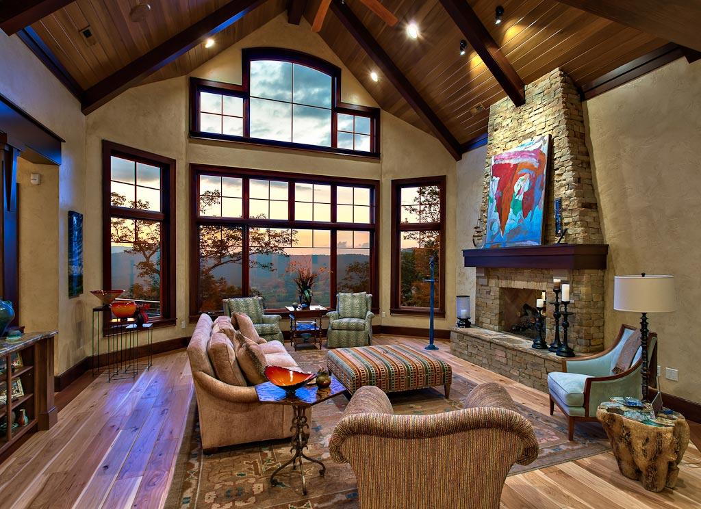 levine interior design