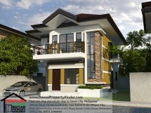 Ilumina Davao City Estates 2 Storey House Images