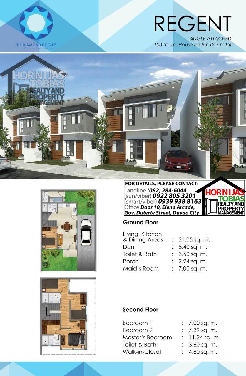 Regent House  Diamond Heights  Davao Property Finder