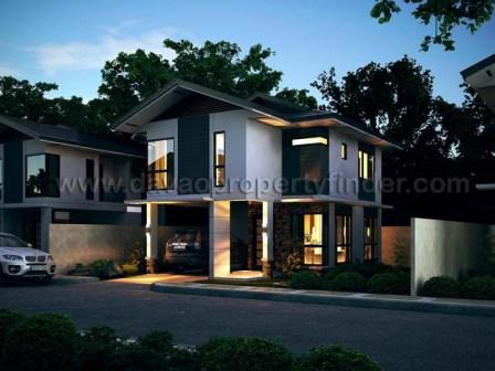 Bambu Estate Nori House and Lot Package