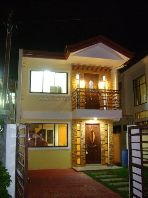 Beautiful 2 Storey House For Sale At Guadalupe Village