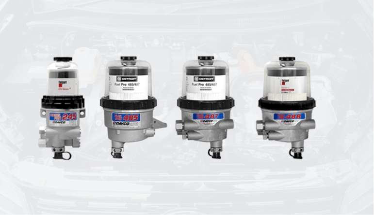 DAVCO Technology, Diesel Fuel Filtration Technology