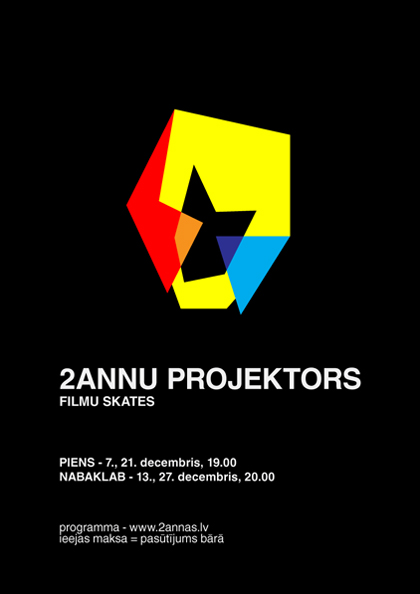 Poster Image For 2ANNU Projectors