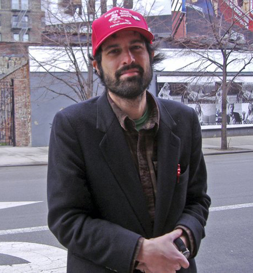 David Berman of the Silver Jews and Purple Mountains