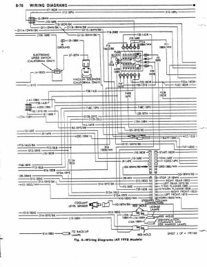 Dave's Place  78 Dodge Class A Chassis Wiring Diagram