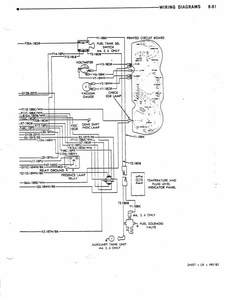 1978 Dodge Wiring Diagram