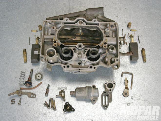 Rebuilding A Carter Thermoquad Carburetor Hot Rod Network - Modern