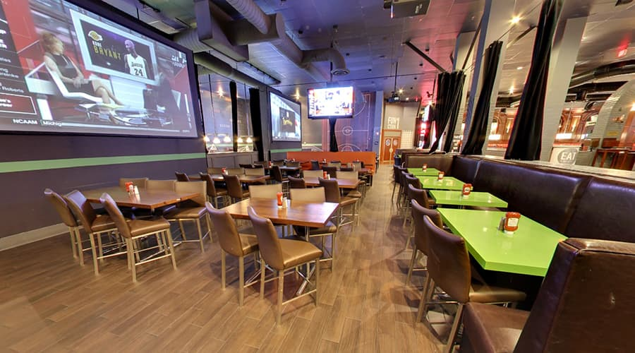 Dave Buster S Sports Bar Miltipas Restaurants