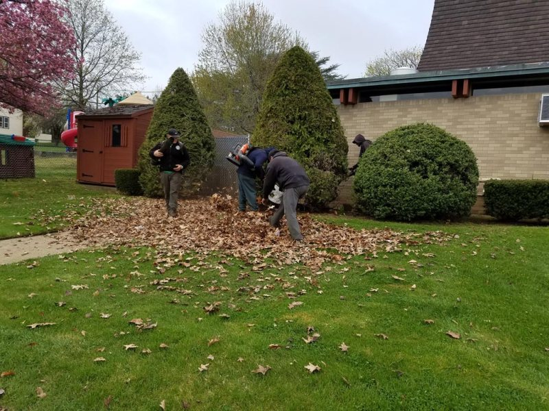Spring Cleanup 2