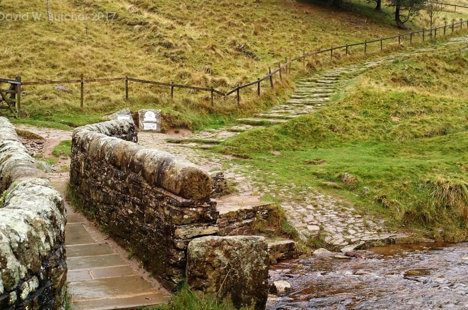 Alternative Limestone Way, Edale to Tunstead Milton