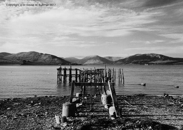 Old Jetty, Port Bannatyne, Bute, Scotland