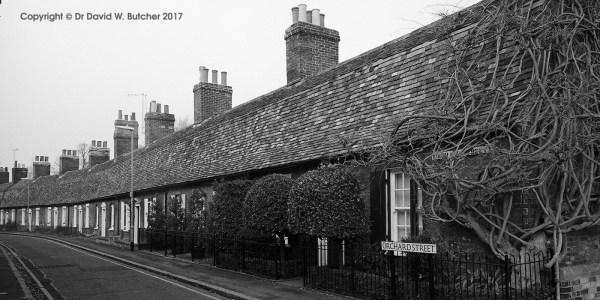 Cambridge Orchard Street, England