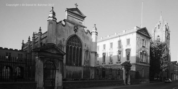 Cambridge Peterhouse College, England