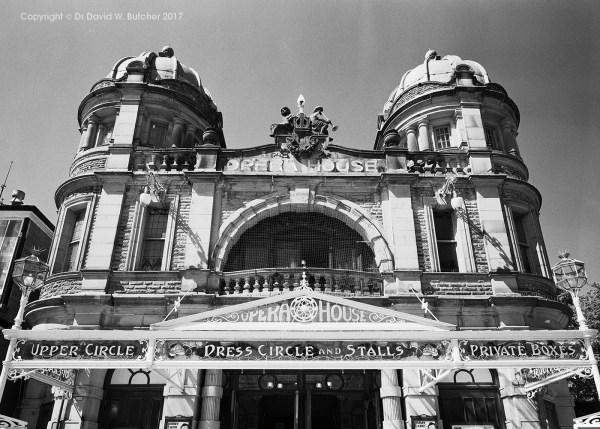 Buxton Opera House Front, Peak District