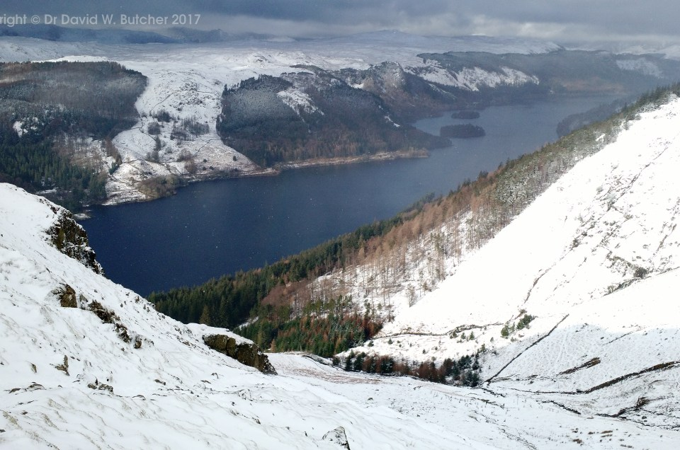 Helvellyn in Winter – New Images of Snowy Striding Edge